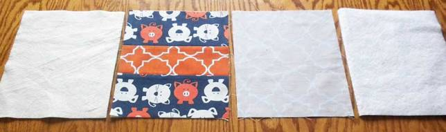 Potholder---4-pieces